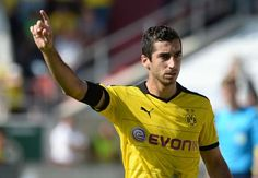 Welcome to sportmasta's Blog.: Mkhitaryan will have a big impact at Manchester Un...