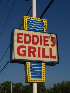 Eddie's Grill......Geneva On The Lake, Ohio.