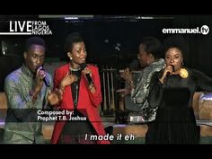"SCOAN 03/03/19: ""God's Done It"" Praises & Worships with Emmanuel TV Singers - YouTube Emmanuel Tv, Praise And Worship, Original Song, Singers, God, Music, Youtube, Dios, Musica"
