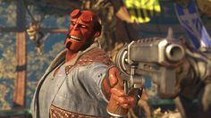 HellBoy Injustice 2, Fun Games, Video Game, Entertainment, Cool Games, Video Games, Videogames