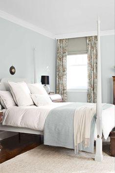Best Blue Paint for Bedroom - Best Blue Paint for Bedroom, Our Favorite Blue Bedroom Paint Colors by Benjamin Moore In Best Paint For Bedroom, Blue Bedroom Paint, Bedroom Green, Teen Bedroom, Calm Bedroom, Bedroom Ideas, Design Bedroom, Bedroom Decor, Pale Blue Paints
