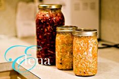 Benefits of Fermented Foods & How to Make Your Own Raw Fermented Foods at Home