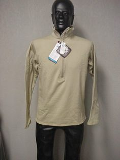 GEN III ECWCS, LEVEL 2, TOP, SHIRT MID-WEIGHT, COLD WEATHER, LARGE LONG, NWT