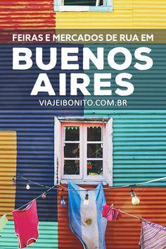 Feiras e mercados de rua em Buenos Aires, Argentina. Feira de San Telmo, Feira de Mataderos, Feira do Caminito, Plaza Francia, Palermo Viejo, Parque Centenário e Parque Rivadavia