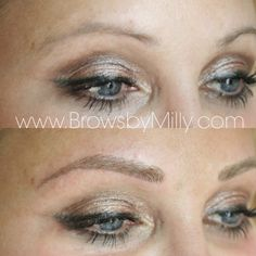 #microblading #semipermanentmakeup #eyebrows #perfectbrows #browsbymilly…