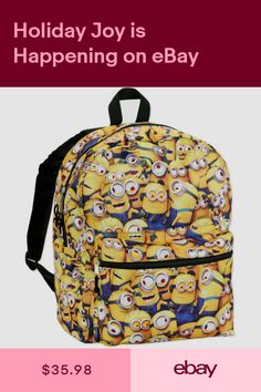 4ed3d239265 Backpacks  amp  Bags Clothing Shoes  amp  Accessories  ebay School Bags For  Kids
