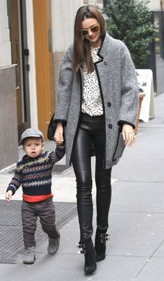 Miranda Kerr Ankle boots - Miranda Kerr Looks - StyleBistro
