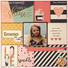 Emma - Simple Stories Posh Collection