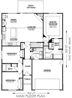 Lovely The Sutton | Stephen Davis Home Design House Floor Plans, Small Floor Plans,  Guest