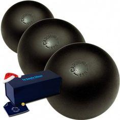 Boules de pétanque souples d\'intérieur PVC 680g | Boule de petanque ...