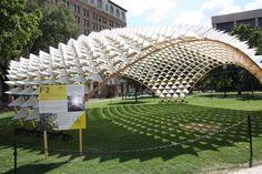 http://cacp.utsa.edu/news/coa-students-install-grid-shell-structure-at-travis-park/