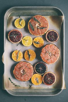 Broiled citrus | a daily something | photo by @sharemornings
