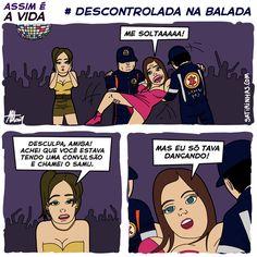 Altair Fonseca Rio Claro RJ | Satirinhas - Part 5