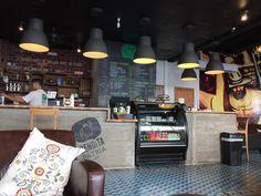 Bendita Patria Café - Coffee Shop