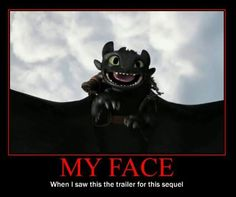 Yup. :D // HTTYD // How To Train Your Dragon