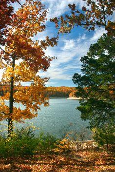 Fall in Branson, Missouri