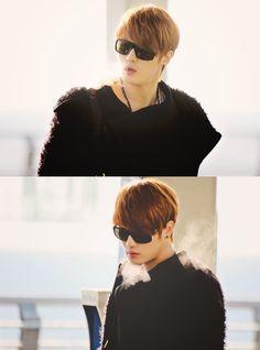 yeah...that's Kim Jae-joong