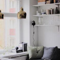 Kitchen corner Photo: @elisa_manninen