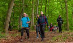 24 Stunden am Edersee in Hessen. Tolles Event mit Klasse Wanderern in einer herrlichen Kulisse.