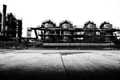 industrial wasteland - Google Search