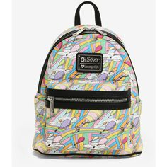 Loungefly Dr. Seuss Oh The Places You ll Go Mini Backpack - A BoxLunch d5887daebd57e