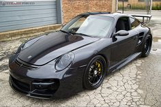Porsche 997 Turbo TechArt