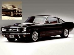 classic muscle cars Mustang