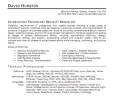 Monster Sample Resume Executive  Resume Templates  Pinterest  Executive Resume Sample .