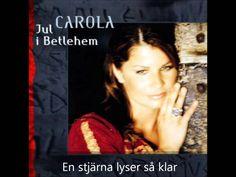 En stjärna lyser så klar - Carola
