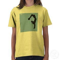 Cute iFlip Gymnastics Shirt from Zazzle.com