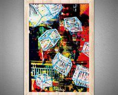 Poster Art - Novos Contrastes