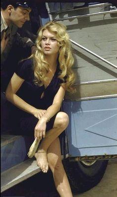 Bridget Bardot #www.frenchriviera.com