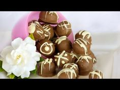 Cookies & Cream Truffles, 4 Ingredients, Desserts & Sweets, Cooking with Kim