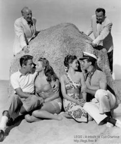 On An Island With You (1948), If you are an Esther Williams fan you will love this movie. It is one of my favorites. Williams and Lawford are wonderful together and so are Ricardo Montalban and Cyd Charisse. Especially during their beautiful dance numbers. If you love happy and romantic musicals you'll love this movie. And don't forget.. we get to see Esther doing what she does best in beautiful water performances.