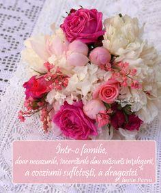 citat parintele iustin parvu familie dragoste Flower Qoutes, Girl God, Beautiful Words, Bridal Shower, Blessed, Faith, Thoughts, My Love, Birthday