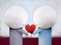 Sharing Love by Doug Hyde