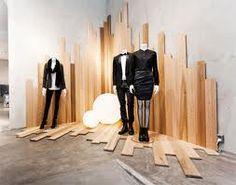 creative retail displays-minus the mannequins