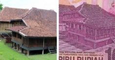 #HeyUnik  Ternyata Rumah yang Ada di Uang Rp10 Ribu Beneran Ada, Ini Wujud Aslinya....!! #Arsitektur #Desain #Ekonomi #YangUnikEmangAsyik