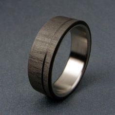 Palladium wedding band with diamonds, palladium wedding ring ...