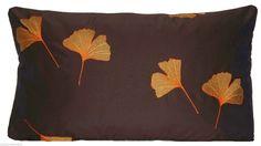Ginkgo pillow