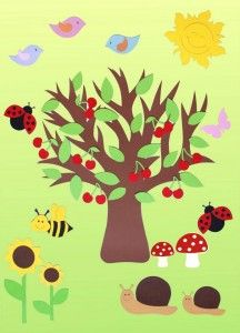 Gela Bukia's statistics and analytics Drama Activities, Autumn Activities, Weather For Kids, Art For Kids, Crafts For Kids, Cut Out Art, Summer Trees, Photo Tree, Tree Crafts