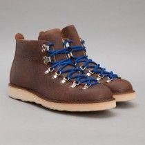 Fracap Scarponcini Boot Dark Brown