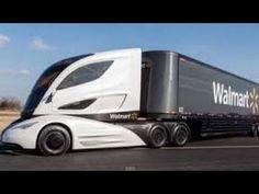 Caminhões do Futuro O primeiro Da serie Luxo #CaminhãoInteligente