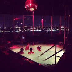 Le Bain New York   New York City diary part 5 – a night at The Meatpacking District