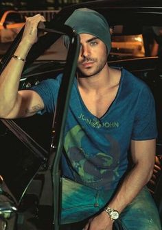 I know he's a lot younger than me but damn he's hot! Zac Efron