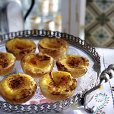 Pastéis de nata (Vanilletörtchen) Rezept | LECKER