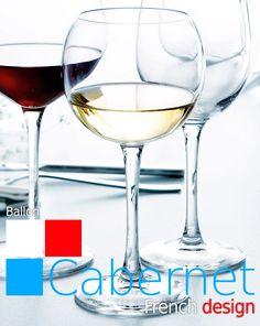 Cabernet BALLON. Basta con llenar la copa en su medida ideal para obtener el perfecto grado de #oxigenación necesaria para el #vino. #Copa de borde fino. #Resistencia, #brillo y pureza. Disponible desde 2,31€/unidad en http://www.tiendacrisol.com/tienda.php?Id=165