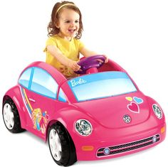 Barbie Power Wheels for Girls #Barbie #PowerWheels #RideOnToy