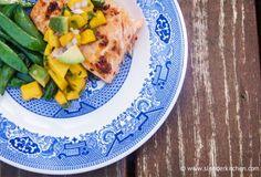 Honey Chipotle Salmon. 225 calories for 4 oz serving