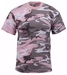 308c3fd263e0e Rothco Colored Subdued Pink Camo T-Shirts – Mad City Outdoor Gear https:/